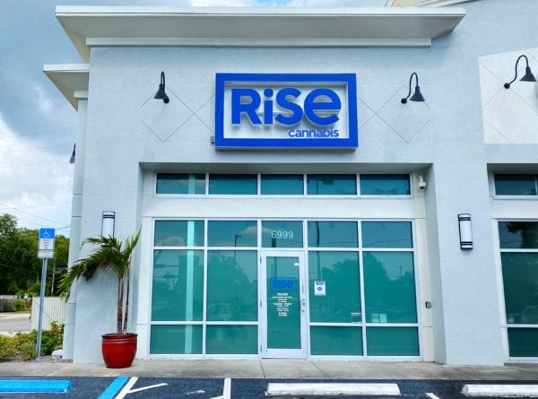 RISE Dispensaries Near Tampa